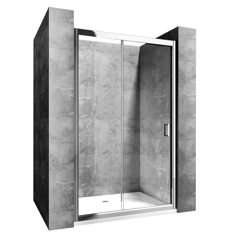e49d1be7e1 Sprchové dvere SLIDE PRO 140 cm ...