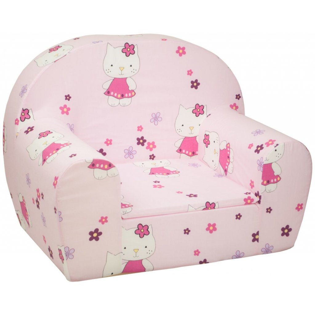 ružová Veľká mačička