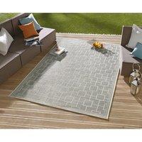 Kusový koberec Botany Bay - sivý