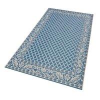 Kusový koberec Botany Royal - modrý