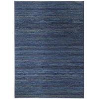 Vonkajší kusový koberec Lotus Meliert - modrý