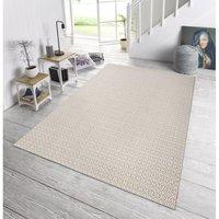 Kusový koberec Meadow Coin - sivý