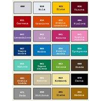 vzorkovník farieb