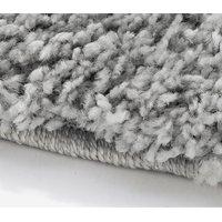 Moderné kusový koberec SHAGGY COLOR - sivý
