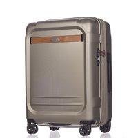 Moderné cestovné kufre STOCKHOLM - zlaté