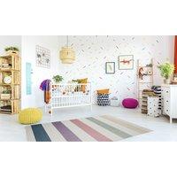 Detský koberec Happy - FAREBNÉ PRUHY