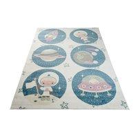 Detský koberec Happy - VESMÍR