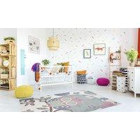 Detský koberec Happy - SOVY