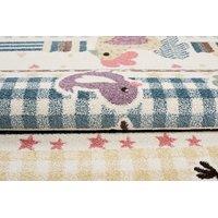 Detský koberec Happy - KURČATÁ