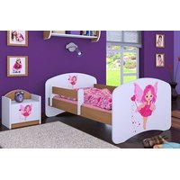 Detská posteľ bez šuplíku 160x80cm VÍLA