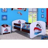 Detská posteľ bez šuplíku 180x90cm LODIČKA