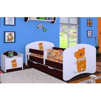 Detská posteľ so zásuvkou 180x90cm