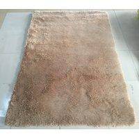 Plyšový koberec TOP - SVETLE BÉŽOVÝ