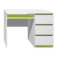 Písací stôl - CITY TYP A - zelená