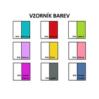 Vzorkovník farebného prevedenia