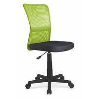 Detská otočná stolička DINGO limetková