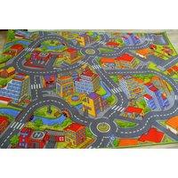 Detský koberec SMART CITY
