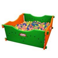 Detský suchý bazén na guličky - 96x96x40 cm