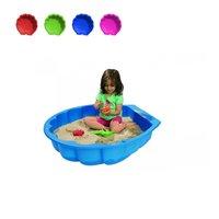 Detské pieskovisko a bazén 2v1 MUŠĽA XXL - 109x94x22 cm