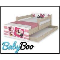 *** SKLADOM *** Detská posteľ MAX sa zásuvkou Disney - MINNIE II 160x80 cm