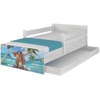 SKLADOM: Detská posteľ MAX bez šuplíku Disney - MOANA 160x80 cm