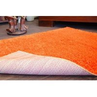 Kusový koberec SHAGGY - oranžový