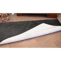 Kusový koberec SHAGGY - čierny