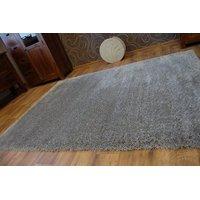 Kusový koberec SHAGGY Nariño sivý