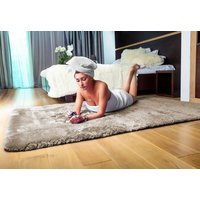 Detský plyšový koberec CAPPUCINO