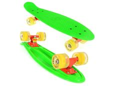 Pennyboard FISH F5 LED green