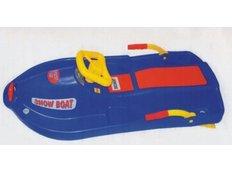 Boby riaditeľné Snow Boat - modré