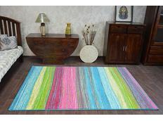 Detský koberec FUNKY TOP DOR dúha