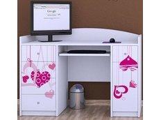 Detský písací stôl FALL IN LOVE - TYP 1
