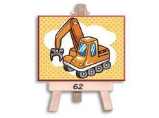 Detský obrázok MAX - vzor 62