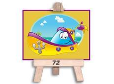 Detský obrázok MAX - vzor 72