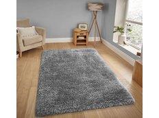 Moderné kusový koberec SHAGGY NOVO - sivý