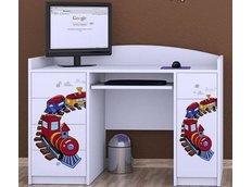Detský písací stôl MAŠINKA - TYP 1