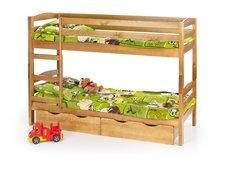 Detská poschodová posteľ so zásuvkami 190x80cm SAMUEL