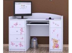Detský písací stôl MÍŠA - TYP 1