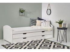 Detská posteľ s výsuvným lôžkom a zásuvkou 200x90cm LAGUNIA