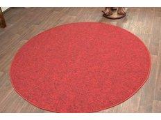 okrúhly koberec