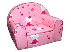 Detské kresielko KITTY - ružová