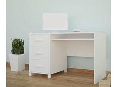 Detský písací stôl BIELY - TYP 5