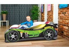 Dětská autopostel AUTO 5