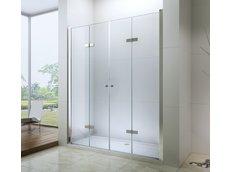 Sprchové dvere maxmax MEXEN LIMA DUO 200 cm