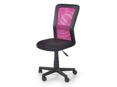 Detská otočná stolička COSMO ružová