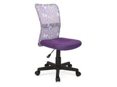 Detská otočná stolička DINGO fialová