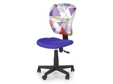 Detská otočná stolička JUMP fialová