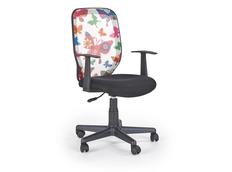 Detská otočná stolička KIWI butterfly