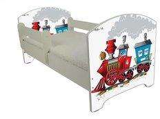 Detská posteľ VLÁČIK 140x70 cm